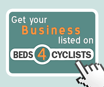 Register for Advertising on Beds4Cyclists.co.uk