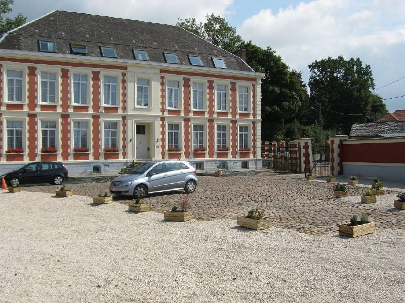 Chateau de Moulin le Comte **** B&B + dinner