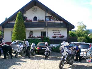 Hotel garni Landhaus  zur Badischen Weinstrasse - Black Forest, Germany