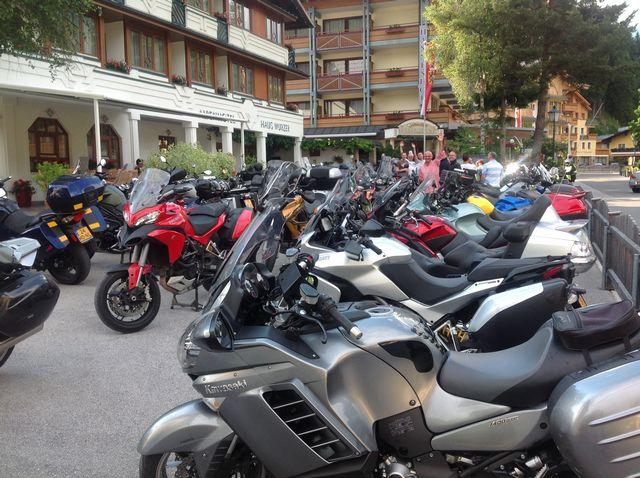 ALPENHOTEL WURZER Welome bikers ! - Dachstein, Austria