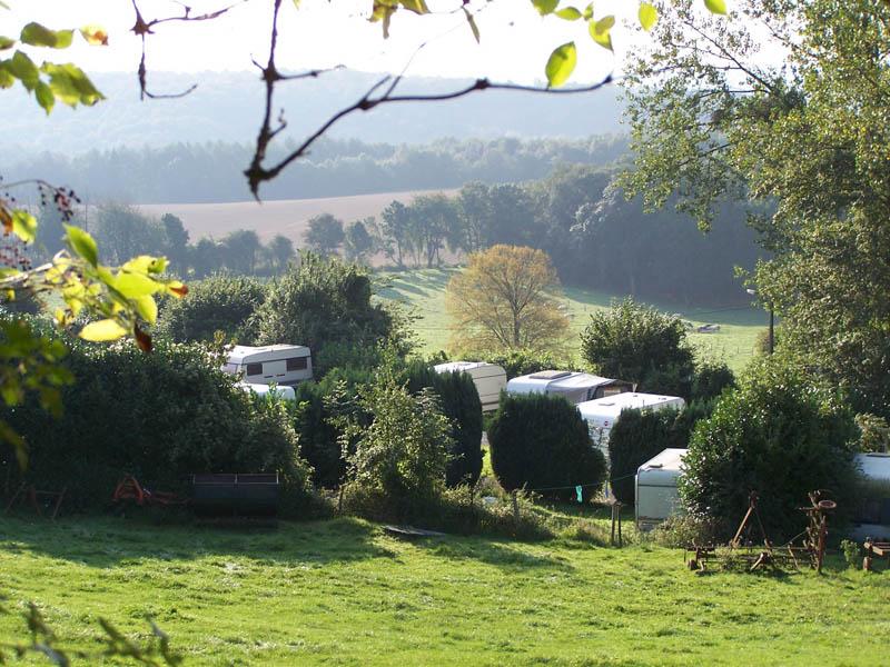 Camping of Durnal - Belgium