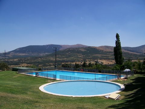 Camping-Bungalows Monte Holiday - Madrid, Spain